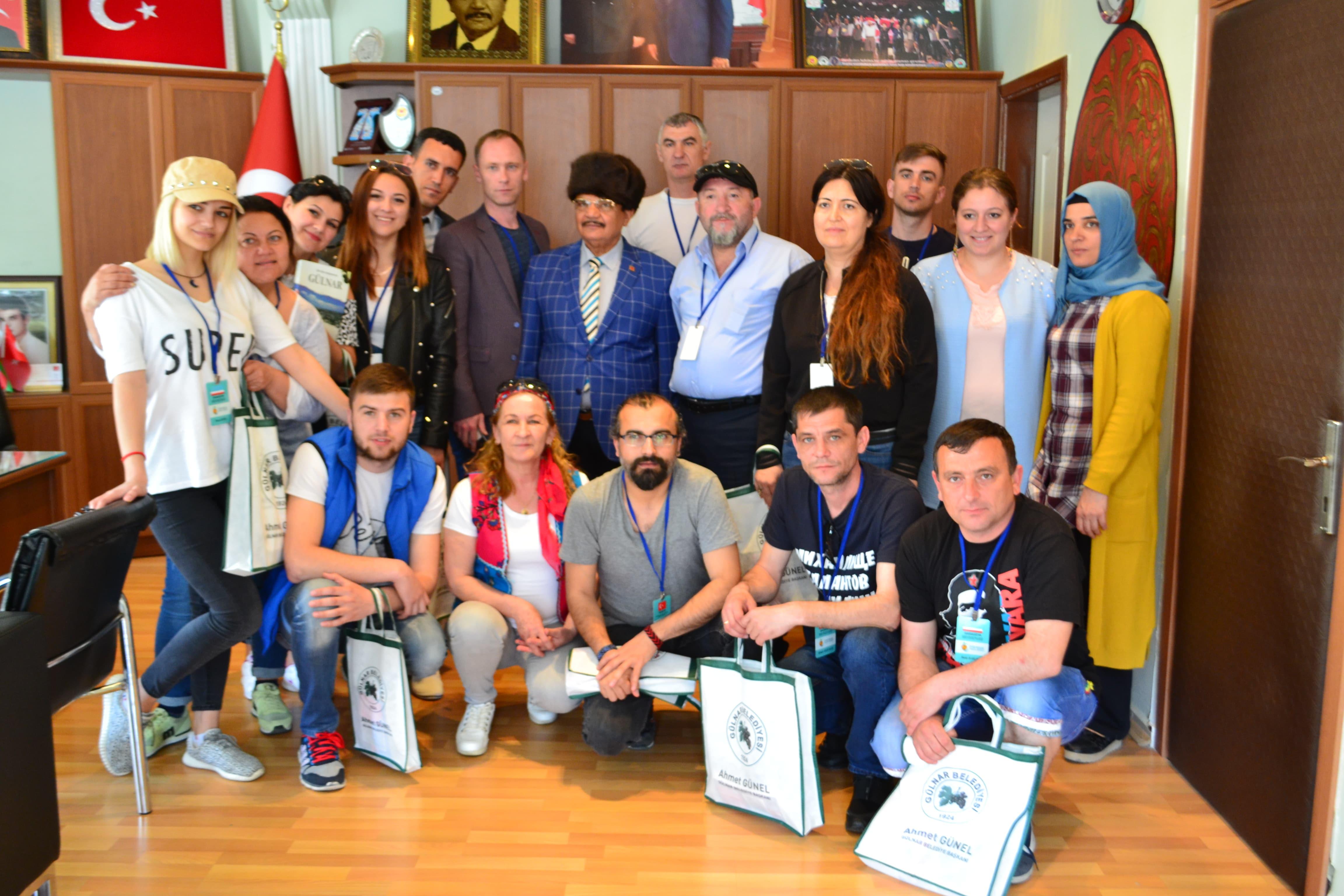 Комратский музыкально-драматический театр принял участие в театральном фестивале стран тюркского мира