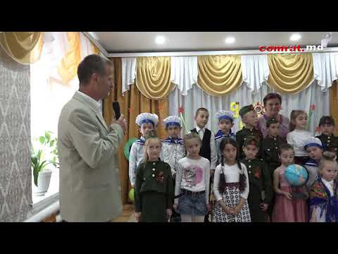 Сергей Анастасов посетил традиционный утренник, посвященный Дню Победы в д/с№8(видео)