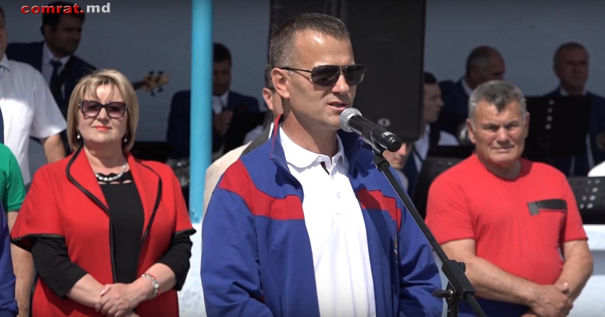В Комрате прошел День спорта и Олимпийского движения