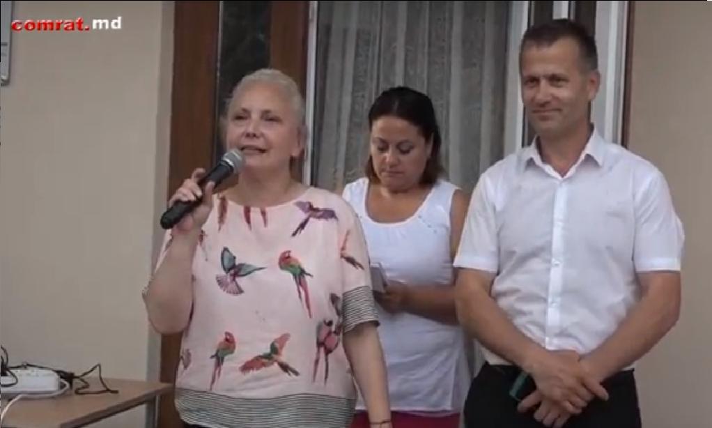 Турецкая организация «Kızıl ay» организовала благотворительный ужин для 200 жителей м.Комрат