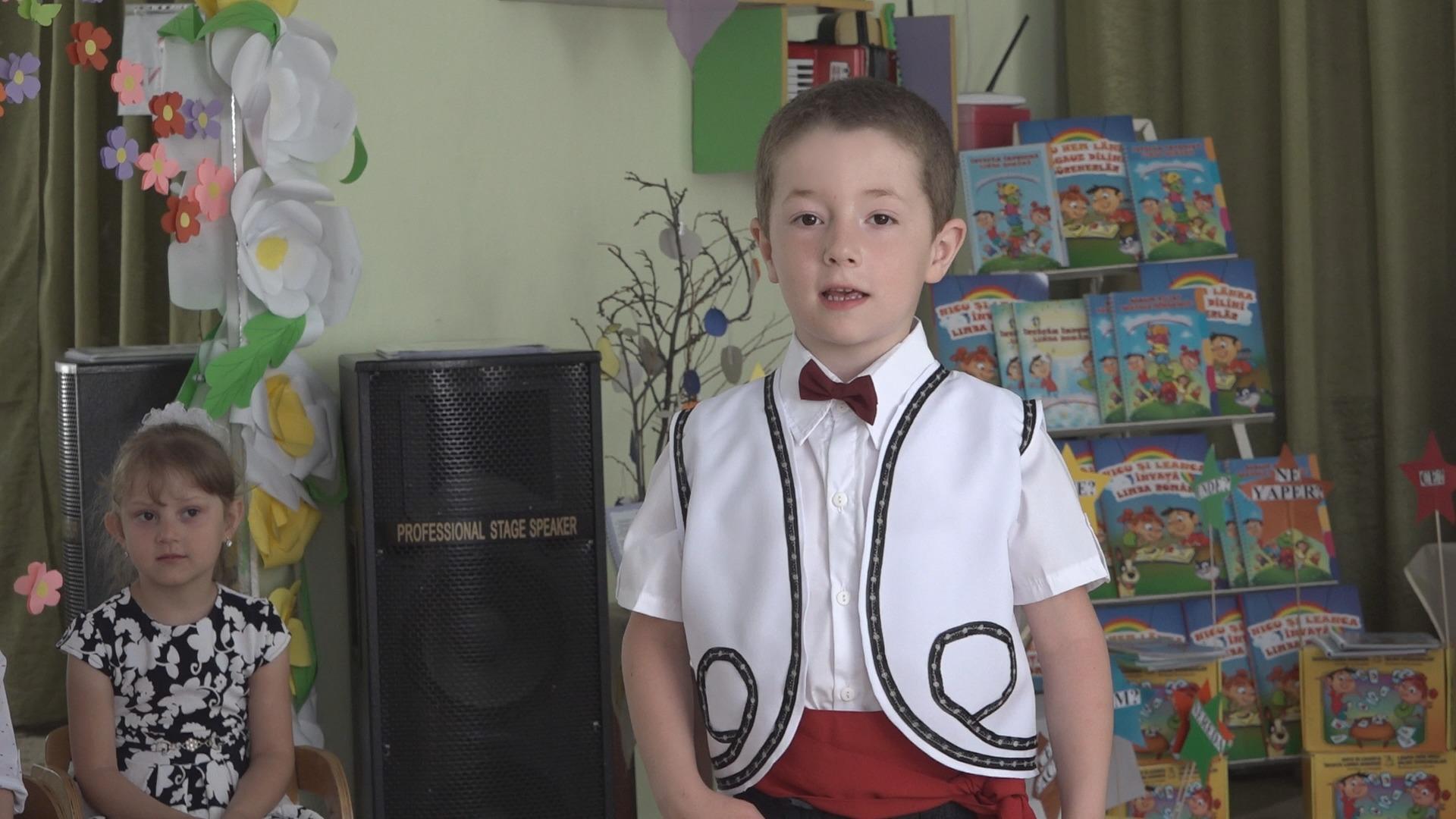 В детском саду 6 м.Комрат завершился очередной этап проекта ANTEM