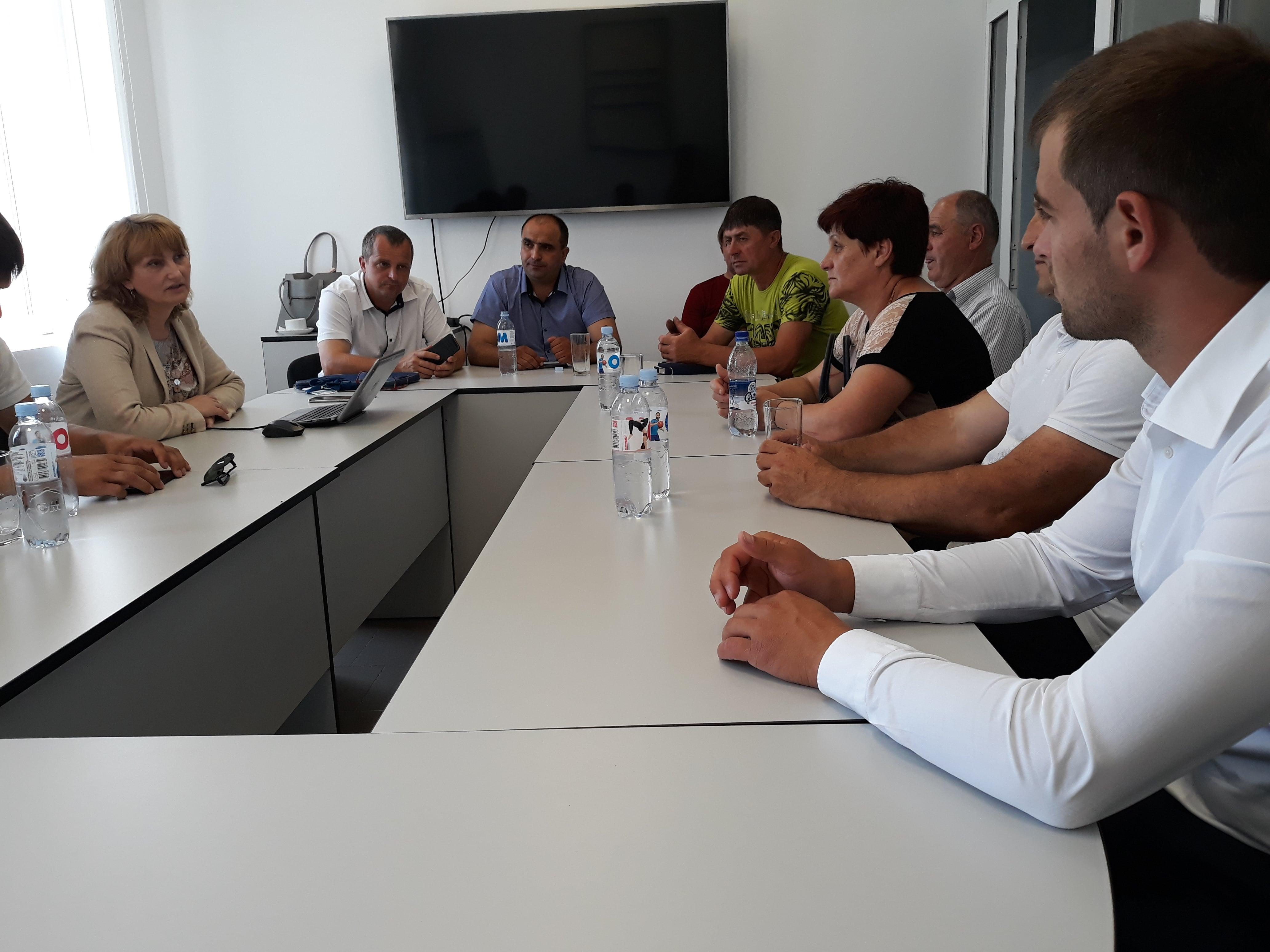 Представители примэрии и муниципального совета Комрата посетили фабрику Fujikura