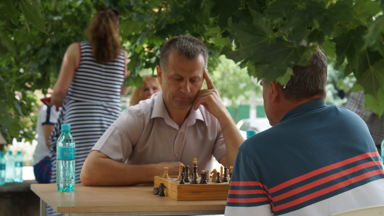 День шахмат в Комрате (фоторепортаж)