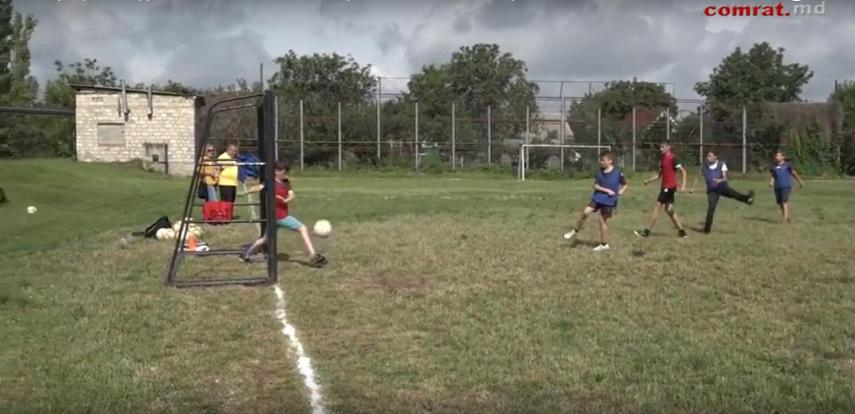 Благоустроена футбольная площадка спорткомплекса «Универ»