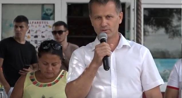 В Комрате почтили память жертв, неудавшейся попытки госпереворота 15 июля 2016г