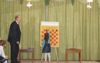 Шахматы  юным (фоторепортаж)